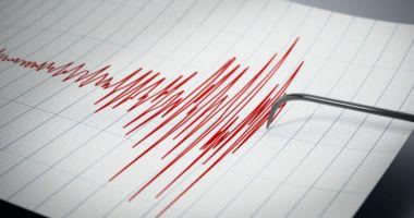 Două cutremure, duminică, în România