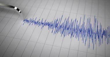 Un nou cutremur în Vrancea. Al doilea de astăzi