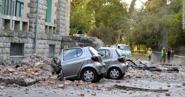 Crucea Roșie - 'Apel umanitar pentru Albania': De vineri se pot face donații de 2 euro prin SMS