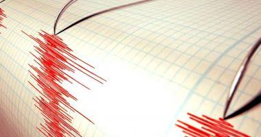 Un cutremur cu magnitudinea 4,2 a avut loc în zona seismică Vrancea