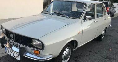 Franțuzoaica atrage toate privirile! Cum arată și cât costă Dacia din 1971 / GALERIE FOTO