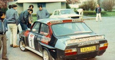 La fel de îndrăgit precum Niki Lauda sau Ayrton Senna. Pilotul de legendă de pe Dacia Sport Turbo