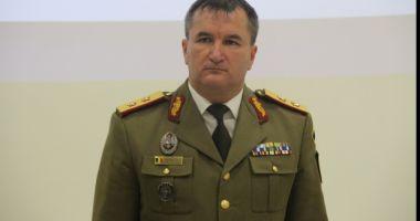 Șeful Statului Major al Apărării, testat pozitiv la COVID-19