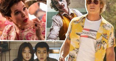 """""""Joker"""" domină categoriile, Scorsese și Tarantino - duel regizoral. VEZI NOMINALIZĂRILE LA OSCAR!"""