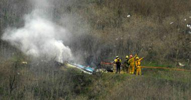Ancheta privind prăbușirea elicopterului lui Kobe Bryant, coșmar logistic
