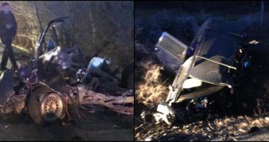 IMPACT DEVASTATOR! Mașini rupte în bucăți; trei morți