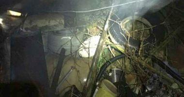 Descoperire macabră în timpul unei intervenții a pompierilor