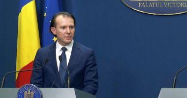 Florin Cîțu, fost ministru de Finanțe, desemnat noul premier