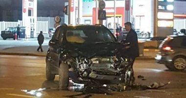 Primarul din Iași, implicat într-un accident rutier