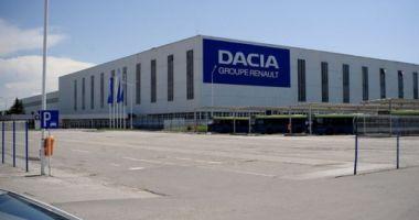 Dacia reia producția pe platforma industrială de la Mioveni