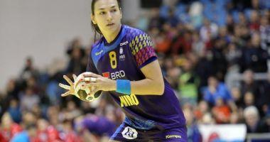 Cristina Neagu, jucătoarea lunii februarie în cupele europene