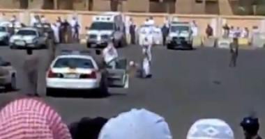 """Un """"vrăjitor"""" decapitat în Arabia Saudită / VIDEO - IMAGINI ȘOCANTE"""
