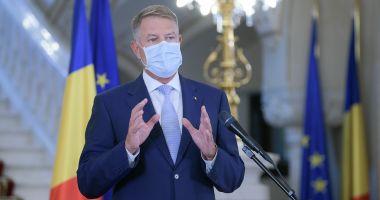 Klaus Iohannis, atac dur la PSD: Nu caut vinovați, îi cunosc și o să îi arăt cu degetul