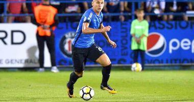 Gică Popescu anunță: Denis Drăguș, jucătorul lui Standard Liege