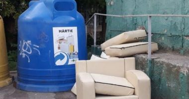 Deşeurile voluminoase sunt ridicate gratuit, la Constanţa