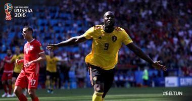 """CM 2018. Belgia - Tunisia 5-2. Al doilea succes categoric al """"diavolilor roșii"""" la CM"""