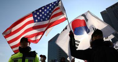 """Eforturile de pace dintre SUA și Koreea de Sud, lipsite de """"voință politică"""""""