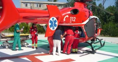 Bilanț MAI: 70 de vieți salvate cu ajutorul elicopterelor SMURD!