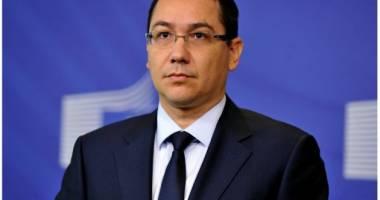 Ponta îi felicită pe eurodeputații români