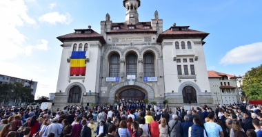 Eveniment inedit la Constanța! Festivitate comună de deschidere a anului universitar, la toate cele trei instituții de învățământ superior de stat din municipiu