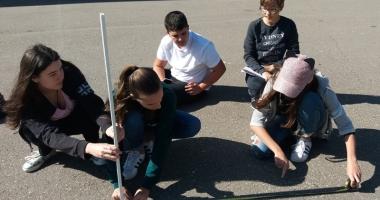 Experimente internaționale, la Școala Gimnazială nr. 7 din Constanța