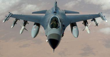 Alte două avioane militare F-16 au intrat în dotarea Forţelor Aeriene Române