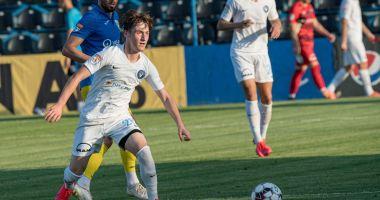 FC Viitorul s-a impus în amicalul cu Petrolul