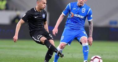FC Viitorul, test dificil cu Universitatea Craiova