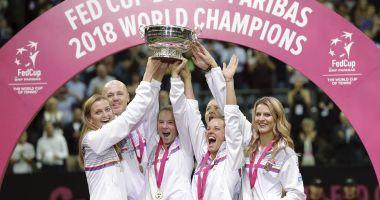 Tenis, FedCup / Cehia vs Canada, în play-off-ul pentru menținerea/promovarea în Grupa Mondială