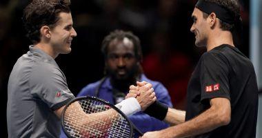 Ceasul elvețian s-a blocat. Înfrângere dureroasă pentru Roger Federer