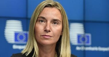 Șefa diplomației europene, în vizită în Iran și Arabia Saudită