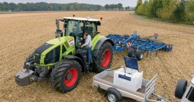 Fermierii au cumpărat mai scump maşinile agricole