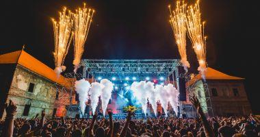 Surprize de proporții la Festivalul Electric Castle