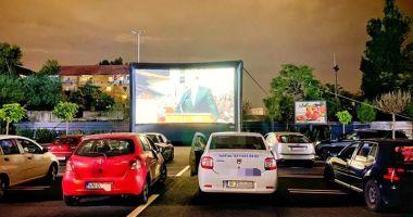 Festival de filme drive-in, pe litoral