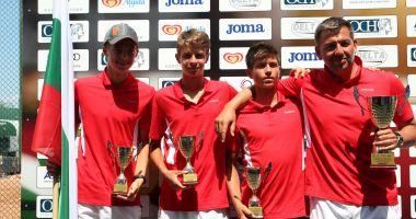 Final de competiție la Tenis Club Bright. Bulgaria este campioană. România, doar locul 4