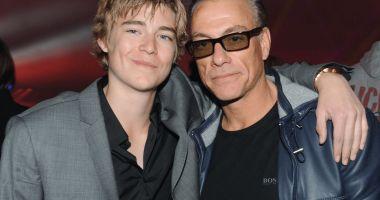 Fiul lui Jean-Claude Van Damme, condamnat la 18 luni de libertate sub supraveghere