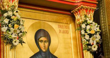 Cum este sărbătorită la Constanța Sfânta Cuvioasă Parascheva