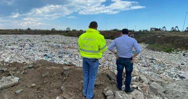Cum explică Primăria Constanța dezastrul ecologic de la groapa de gunoi