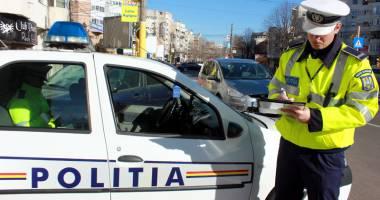 Zeci de mii de amenzi aplicate de polițiști