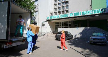Primăria Constanţa a dotat Spitalul de Boli Infecţioase. Echipamentele au fost cumpărate cu bani europeni