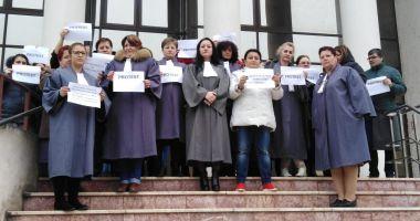 Pensiile speciale bagă Justiția în grevă! Ce spun judecătorii