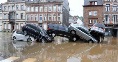 """Avertismentul oamenilor de ştiinţă privind inundaţiile din Germania: """"Este doar începutul!"""""""