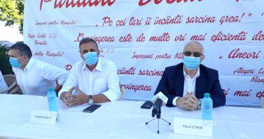 PSD vrea să câștige Primăria Mangalia cu Zanfir Iorguș