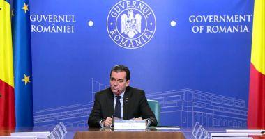 Prim-ministrul Ludovic Orban explică ce se întâmplă cu pensiile românilor