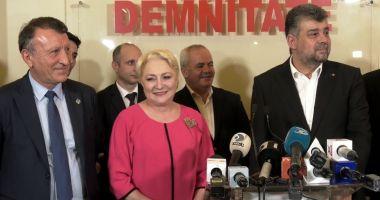 """Pregătiri pentru Congresul PSD. """"Nu vrem ceva grandios, ne dorim ceva simplu"""""""