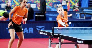 Echipa naţională feminină de tenis de masă a României a părăsit Jocurile Olimpice