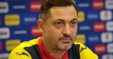 Fotbal, echipa naţională / Planurile lui Rădoi pentru amicalele cu Grecia şi Anglia
