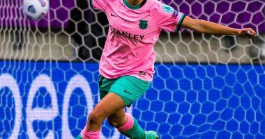 Fotbal feminin / FC Barcelona a câştigat finala Ligii Campionilor