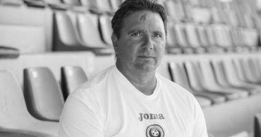 Fotbalul românesc, îndoliat. Un fost selecţioner a pierdut lupta cu virusul Covid-19