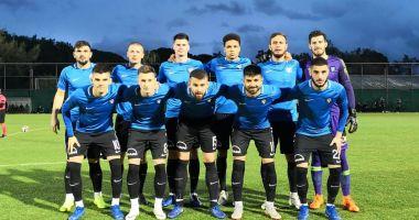 Victorie pentru FC Viitorul Constanța, în primul amical al anului